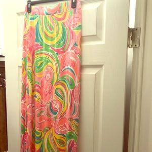Lilly Maxi skirt